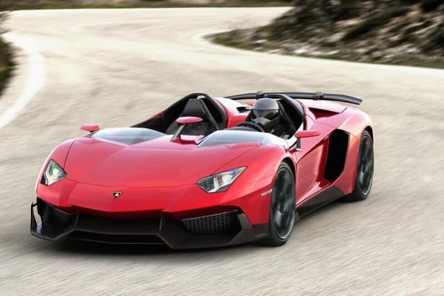 Lamborghini Aventador J, luxorium