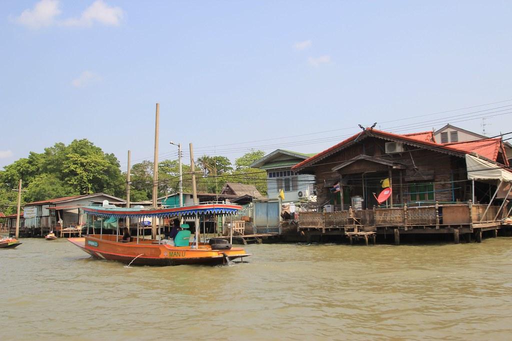 Canals - Bangkok, Thailand