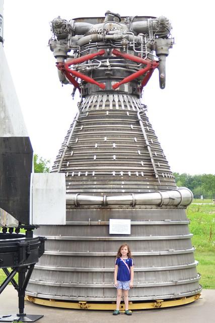 Saturn F1 (First Stage) Engine