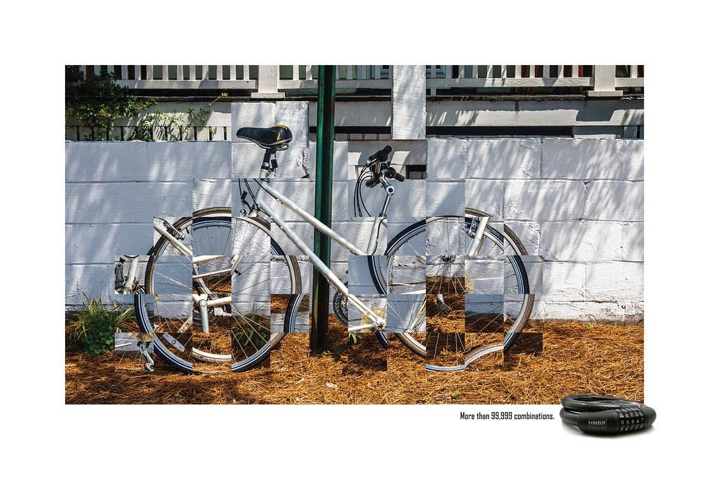 HMBR - 99 999 Combinations Bike 2