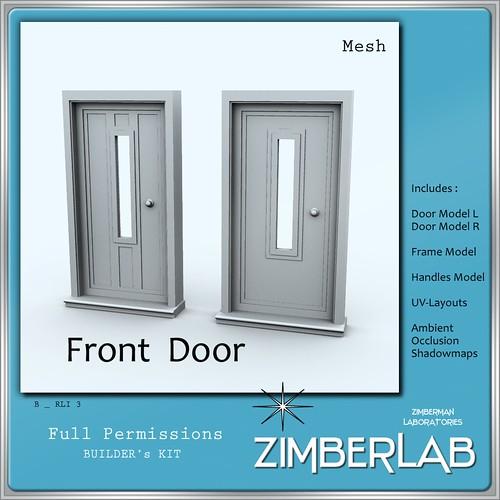 ZimberLab @ The Deck - Door B