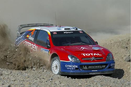Citroen Xsara WRC - Mexico 2004