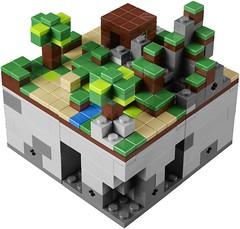 21102 LEGO Minecraft - 3