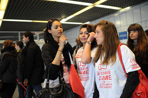 Nicolas Sarkozy Discours aux Jeunes