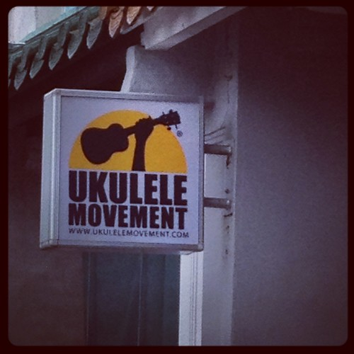 Singapore Lifestyle Blog, nadnut, Ukulele Movement, Ukulele, Uke, Music