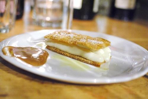 Creamy Saint-Nectaire, Salted Praline Butter Creamy Saint-Nectaire, Salted Praline Butter