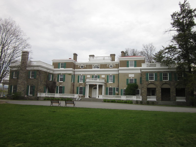 Home of Franklin D. Roosevelt National Historic Site - Hyde Park, New York