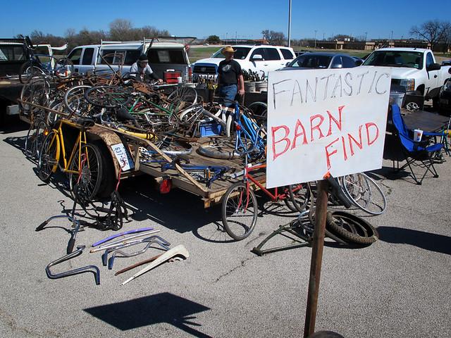 5th Annual Great Southwest Bike Swap – March 4, 2012