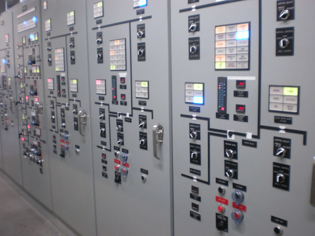 Swan Island Station Pump Monitors