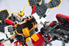 MG 1-100 Gundam HeavyArms EW Unboxing OOTB Review (87)