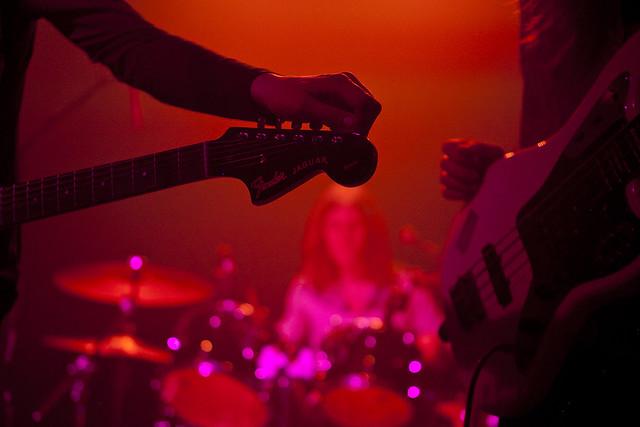 Toy @ XOYO, London 11/04/12