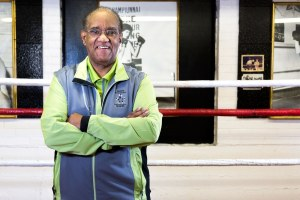 New Brunswick Boxer Ralph Thomas