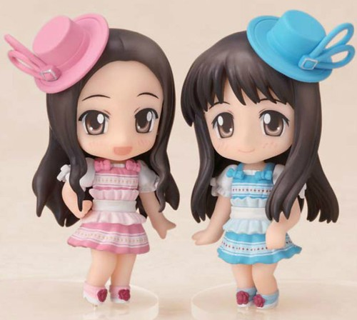 Nendoroid Petit ClariS (connect version)