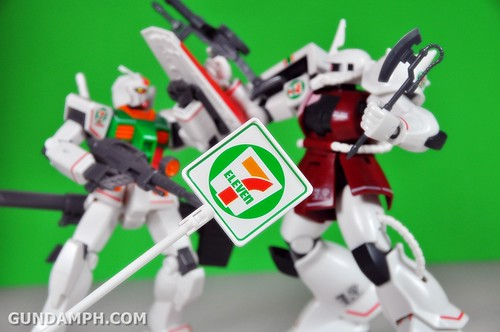 HG 1-144 Zaku 7 Eleven 2011 Limited Edition - Gundam PH  (70)
