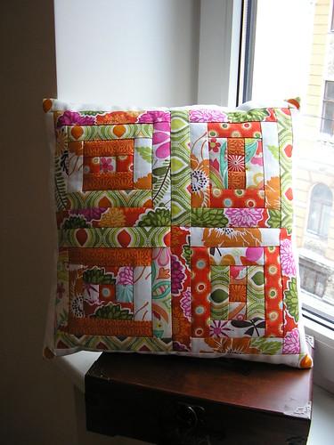 Rainbow Cushion 4
