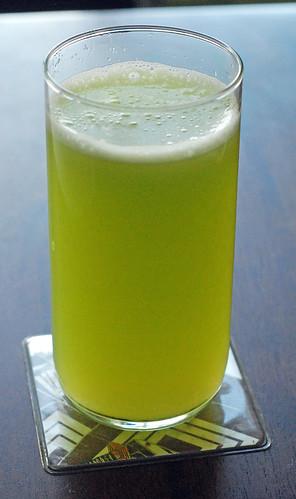 Celery-ginger limeade