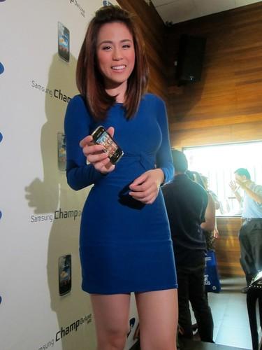 Toni Gonzaga for Samsung