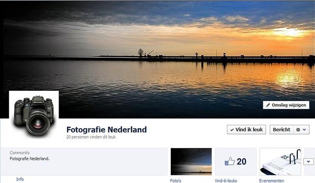 Facebook Fotografie Nederland (16-04-2012).