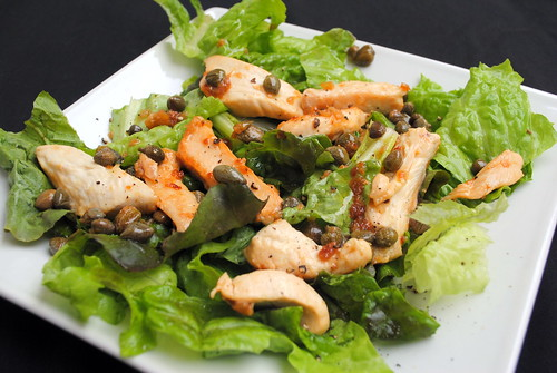 Lemon Caper & Chicken Salad