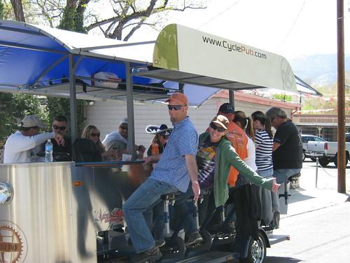 Cycle Pub Nevada