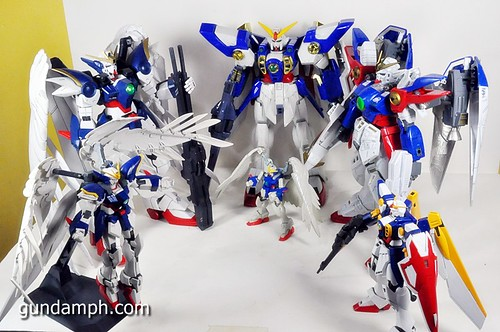 1-60 DX Wing Gundam Review 1997 Model (1)