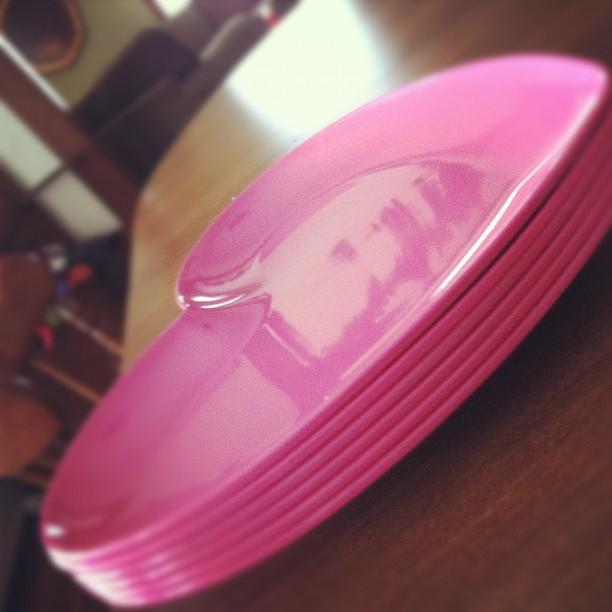 heart plates