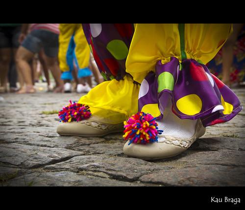 Foto: O carnaval, quem é que faz? by Karla Braga
