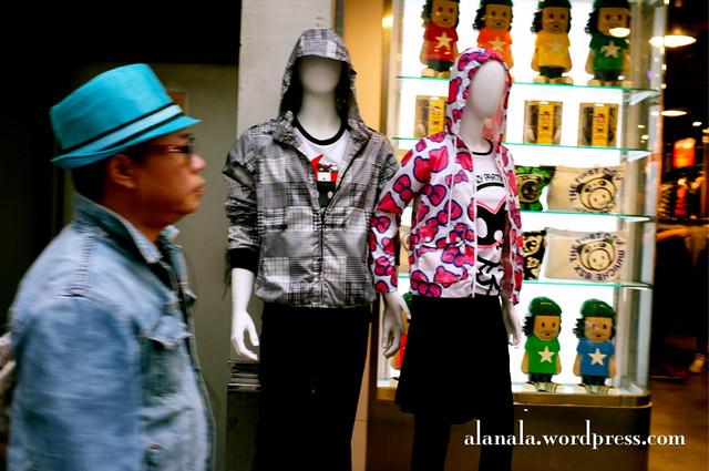 Fashionable Man & Model Dolls