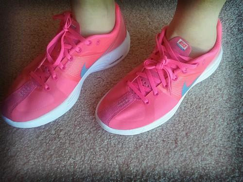 New Kicks...Nike Lunaracer +