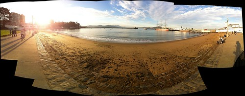 San Francisco Maritime National Historic Park Beach