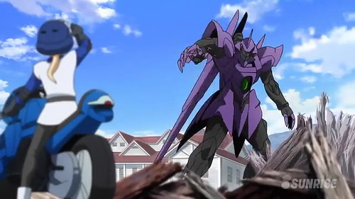 Gundam AGE Episode 17  Friendship and Love and Mobile Suits Youtube Gundam PH (12)