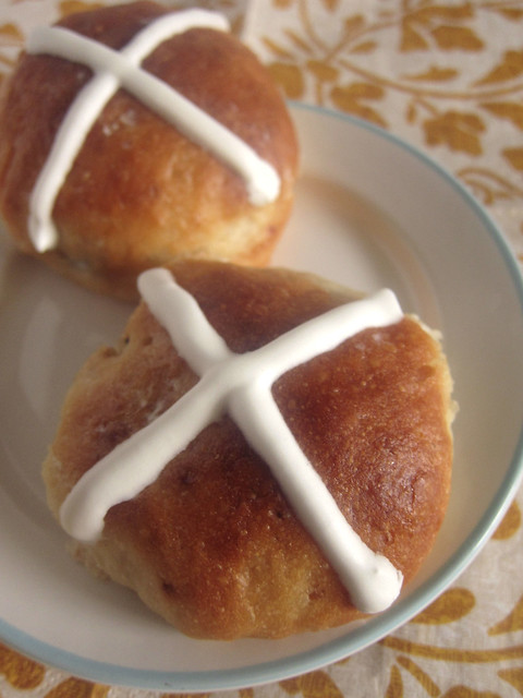 hot cross buns!