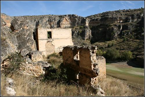 Ruinas del Monasterio de Nuestra Señora de los Ángeles de la Hoz & Hoces del rio Duratón