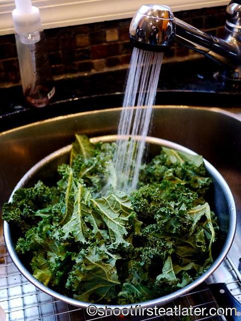 crispy baked kale-003