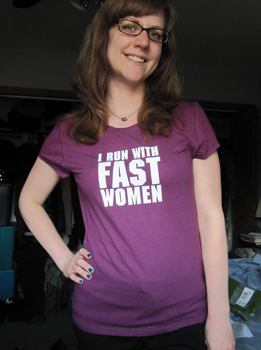 I Run With Fast Women