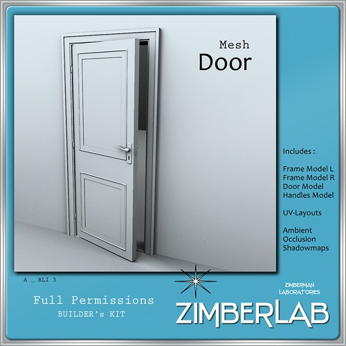 ZimberLab @ The Deck - Door A
