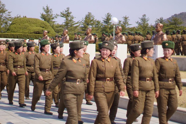 Pyongyang Revolutionary Martyrs Cemetery
