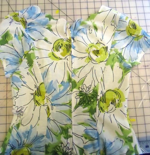 Daisy Sundress - zipper