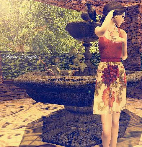 *BeReckless* My summer mesh dress