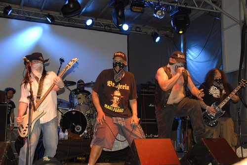 Brujeria at Maryland Deathfest X