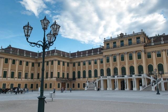 蜜月 D9 - 維也納 - 皇宮、納許市場、金色大廳 4