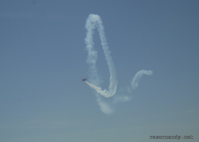 Wingwalkers - Southend Air Show - Sunday, 27th May, 2012 (2)