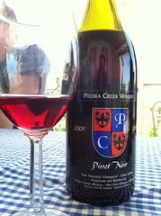 Piedra Creek Pinot Noir