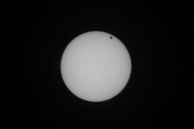Venular Eclipse, June 2012