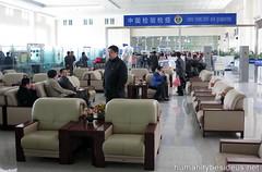 Dandong customs area