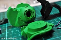 1-100 Kshatriya Neograde Version Colored Cast Resin Kit Straight Build Review (14)