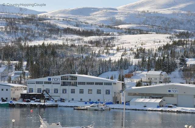Eidkjosen Tromso region
