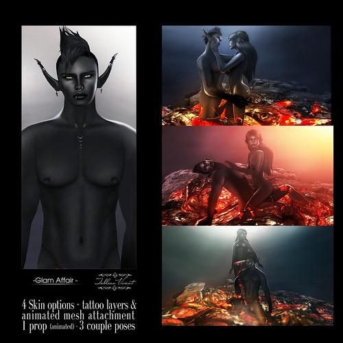 ~Tableau Vivant~ Demon of Lava