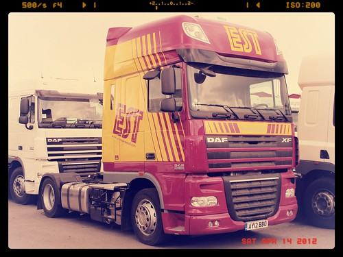 New EST Trucks