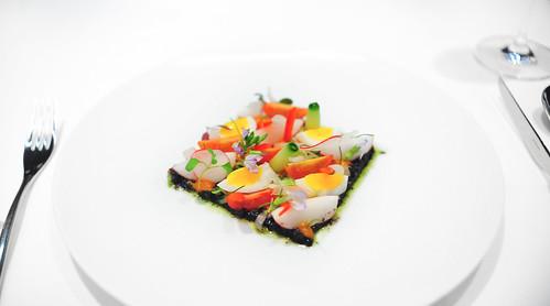 1st Course: Jungsik Salad